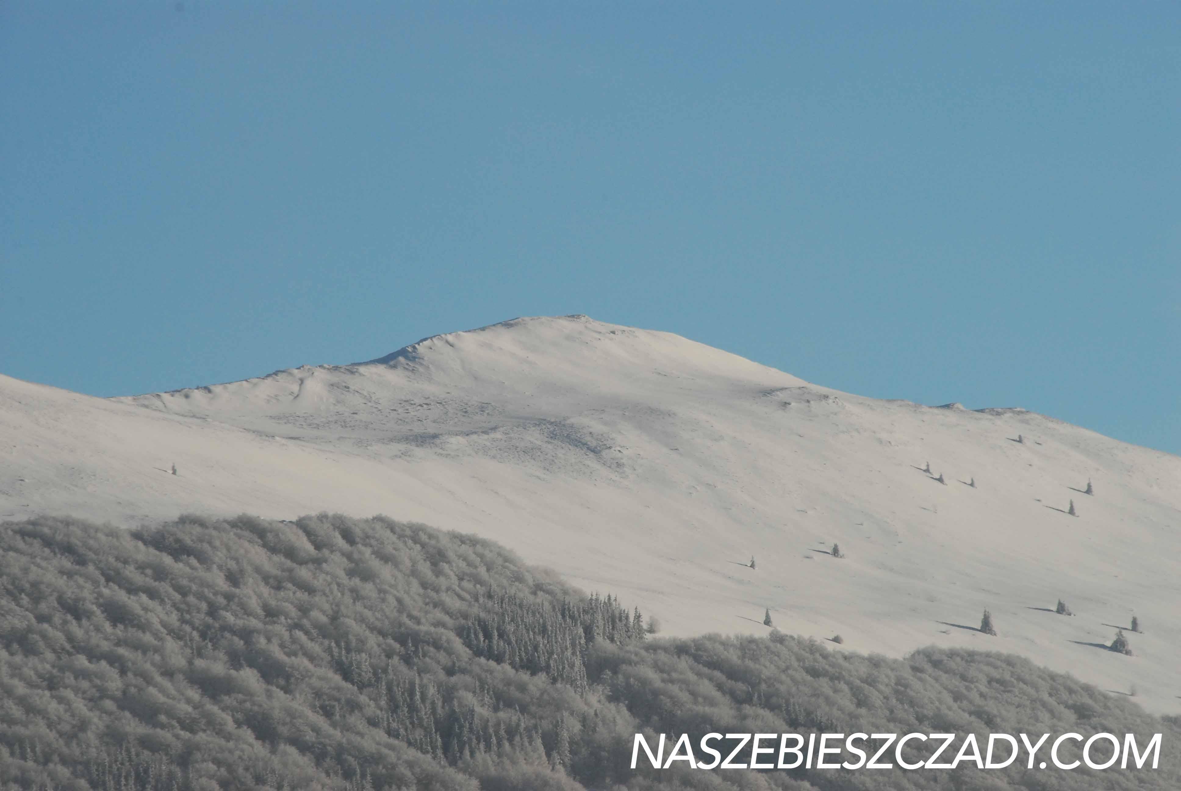 Zimowe atrakcje w Bieszczadach