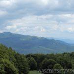 Lato w Bieszczadach
